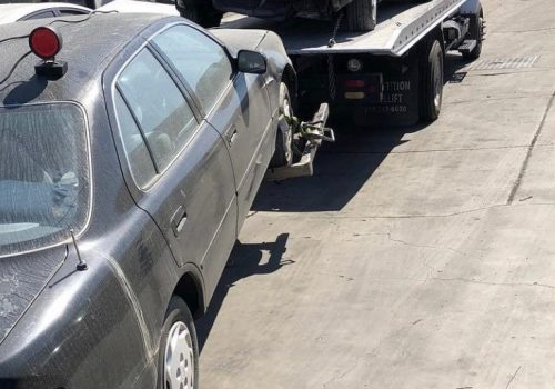 bronx tow truck company